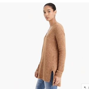 NWT Point Sur Open Back Sweater